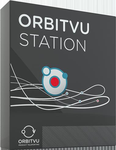 ORBITVU STATIONソフトウェア
