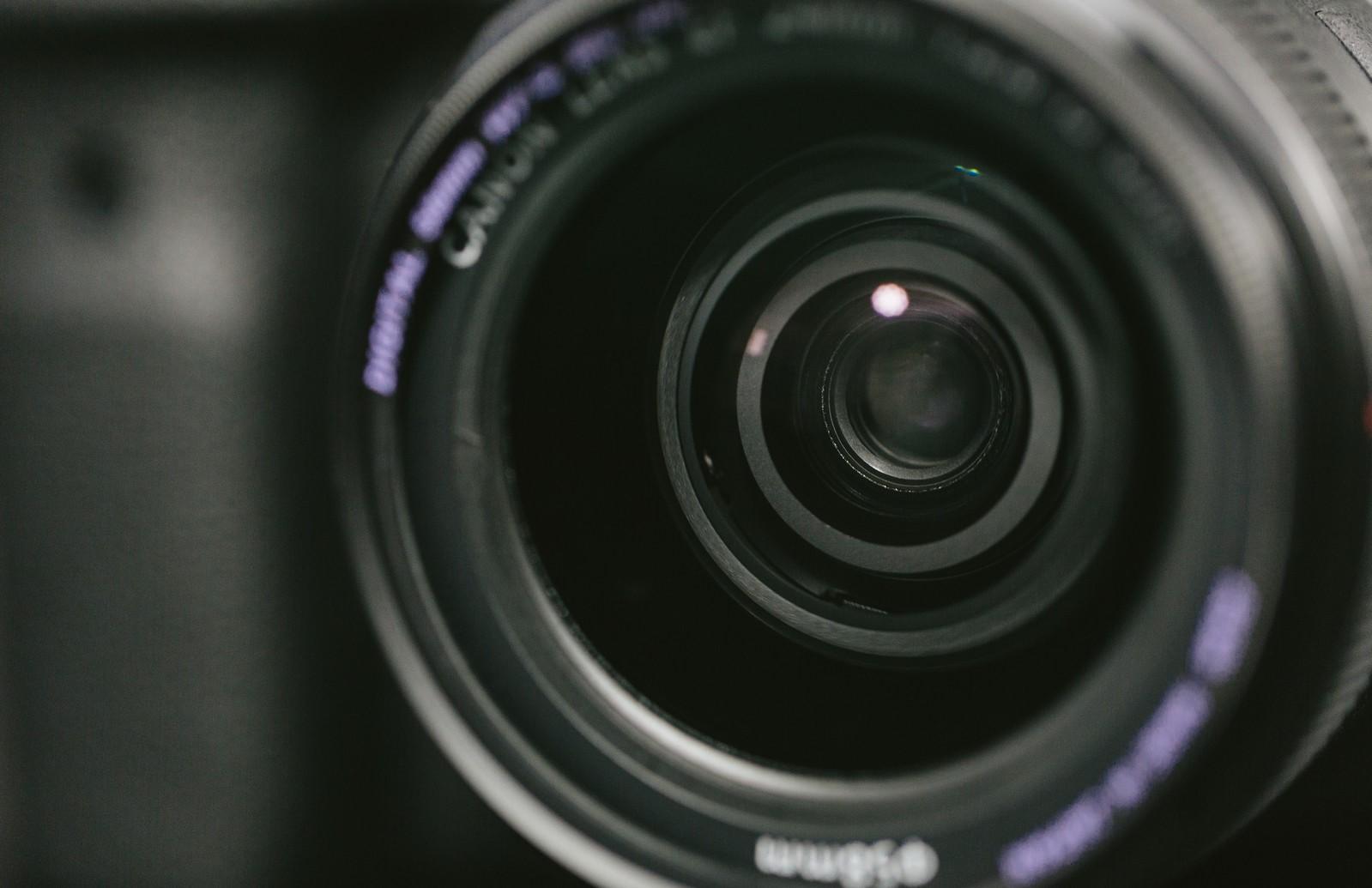 レンズのイメージ