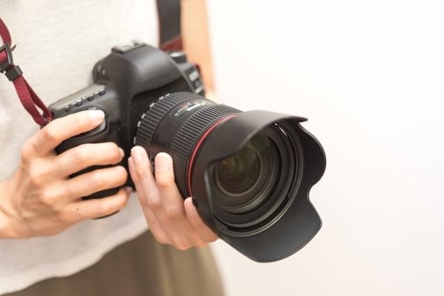 複数の角度からカメラで撮影